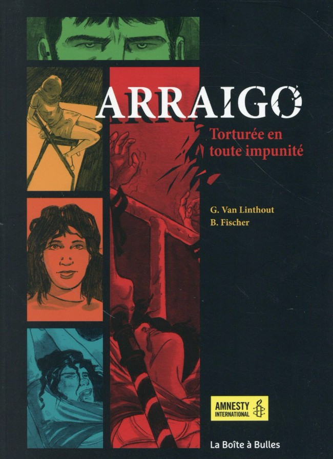 Arraigo by David Fisher